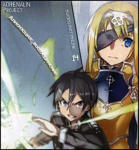 [Кавахара Рэки] 14-Sword Art Online