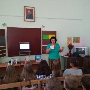 Зустріч з Еліною Заржицькою в санаторії Закена Гірка