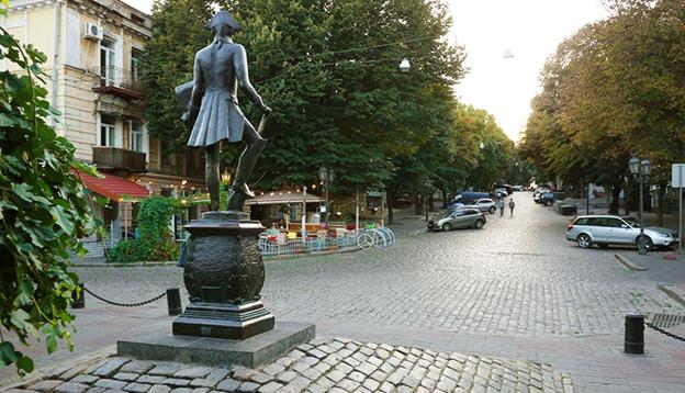 Хто був першим «Почесним громадянином» Одеси?